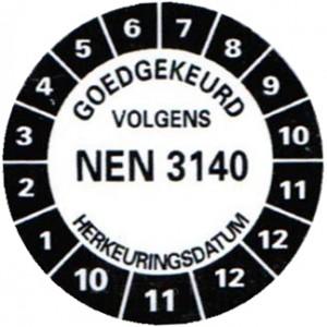 NEN 3140 inspectie